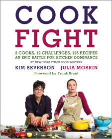 Cook Fight book cover